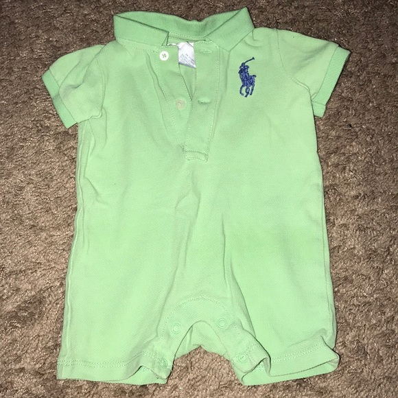 be96baf28 Polo by Ralph Lauren One Pieces | Polo Ralph Lauren Light Green ...